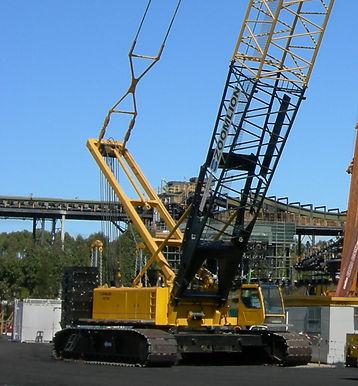 Cranes & Telehandler Hire