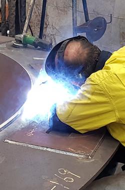 Fabrication of breaker barrels