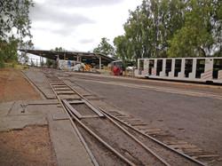 Kestrel Dolly Car Station and Yard