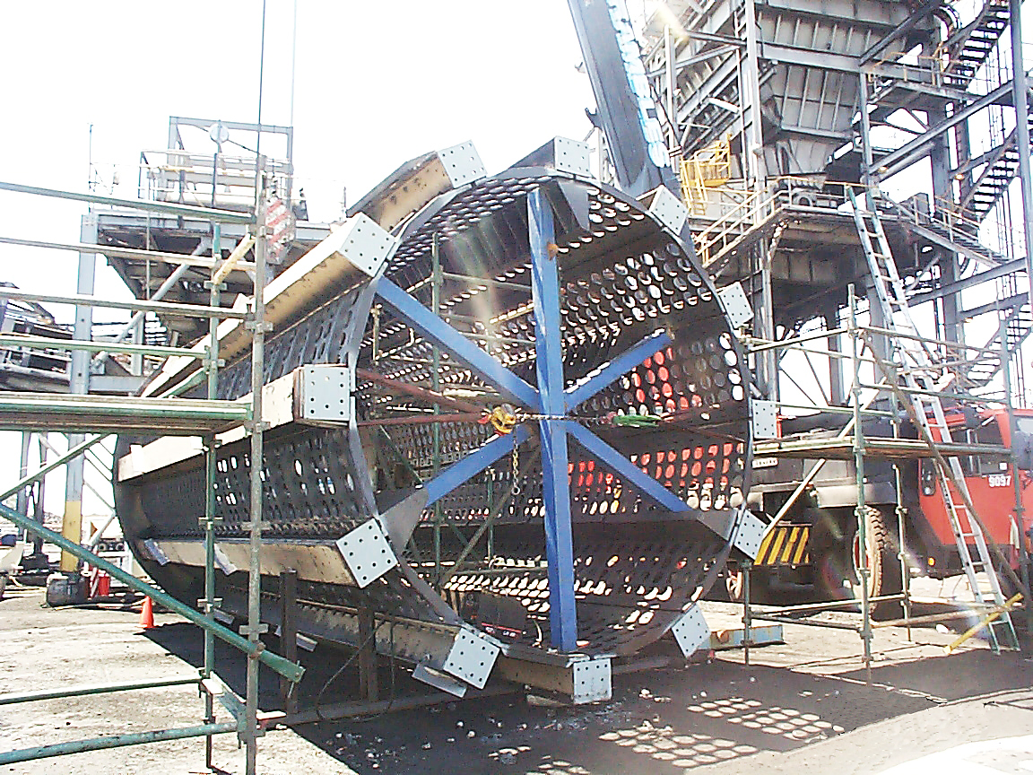 Rotary Breaker Barrels Blair Athol