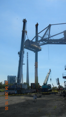 SR2 Old Counterweight Removal