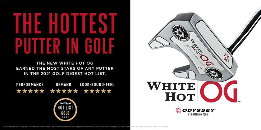White Hot OG Putter