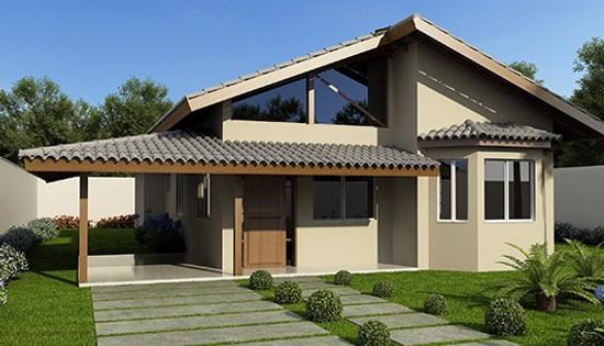 Modelo de casa sustentavel casa sustentvel esse projeto for Modelo de casa familiar