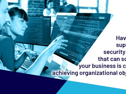 Your processes are tied to the ability of your technology.