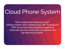 Phone System Banner
