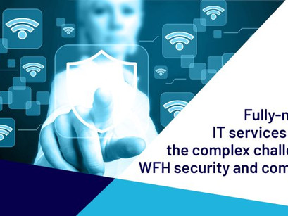 The complex challenges of WFH security