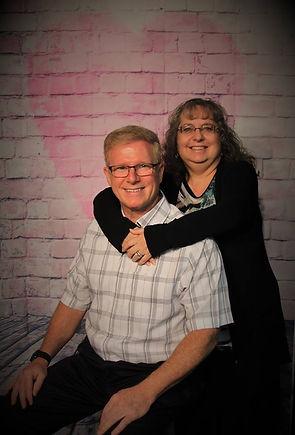 Mr. and Mrs. Stephens
