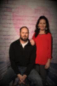 Mr. and Mrs. Weymouth