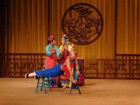 XYA: Fights & Delights Three Chinese/Xiqu Comedies