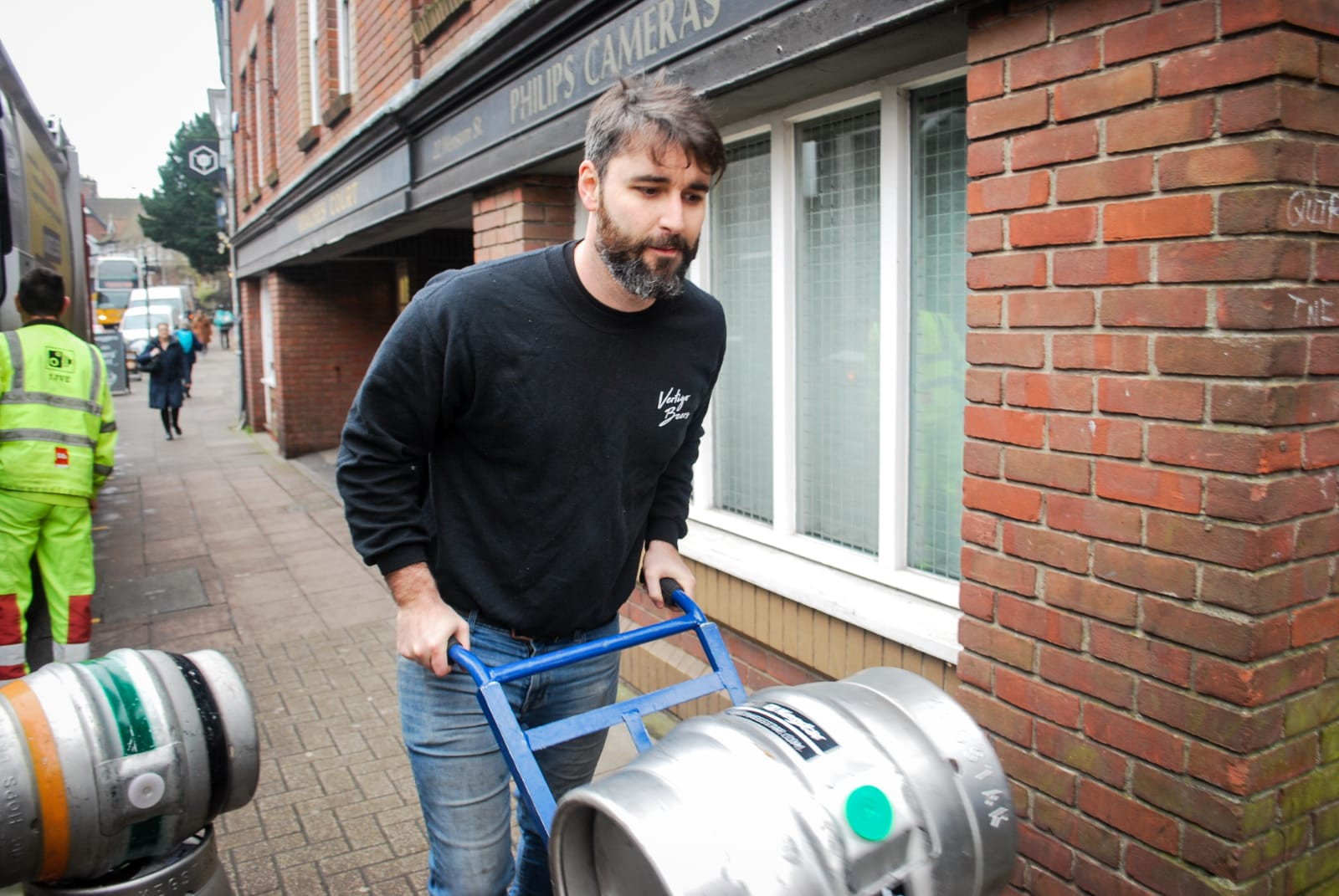 Vertigo Beers - Delivery the finest Brew