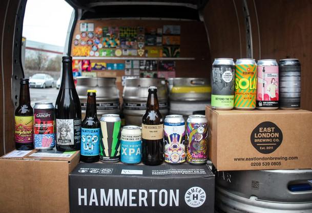 Vertigo Beer Selection
