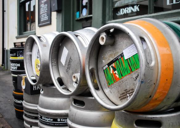 Vertigo Beers, UK