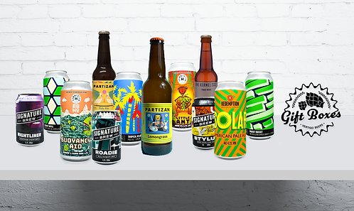 Vertigo Beers Gift Box
