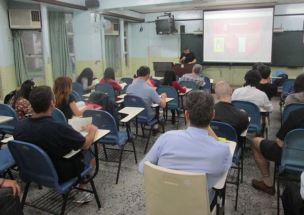 Iker Izquierdo, Encuentros en Catay, presentación
