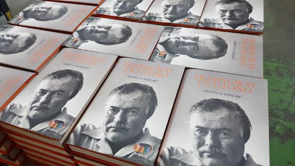 Reseña Ejemplares Hemingway en otoño, Andrea di Robilant, Hatari! ediciones