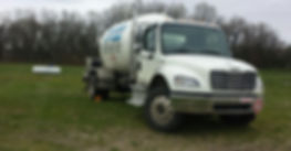 Gas Delivery Truck