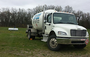 Gas Delivery to Residential and Commercial