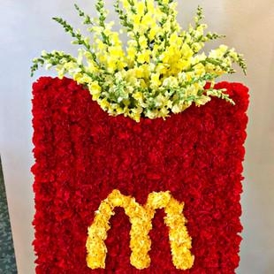 McDonald's Fry Standing Spray