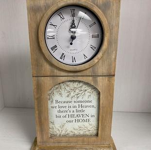 Someone in Heaven Clock