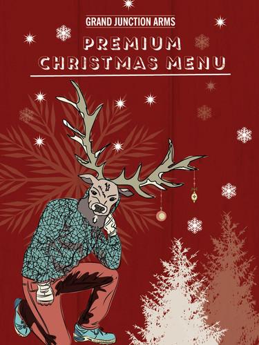 GRAND Junction Arms Christmas Menu 1  20