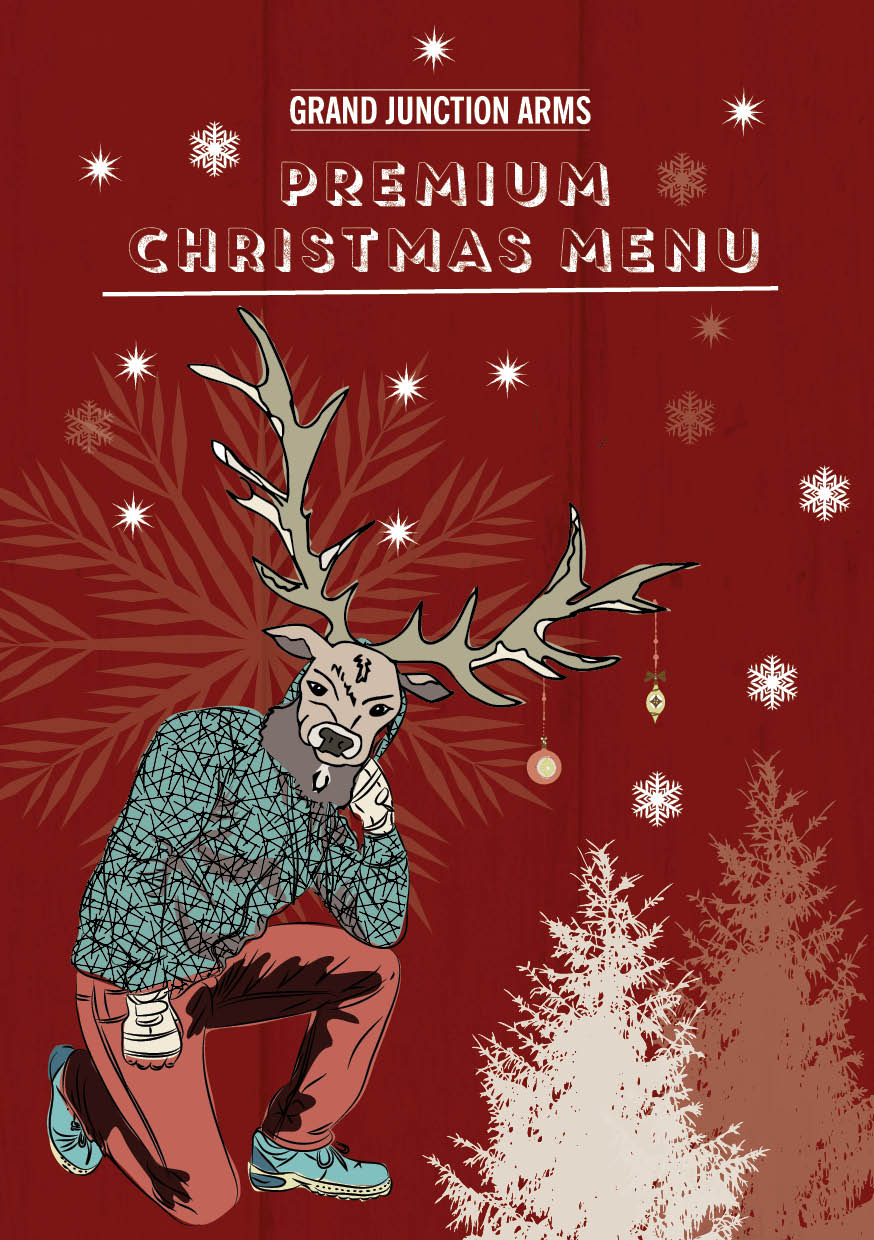 GRAND Junction Arms Christmas Menu 1  20