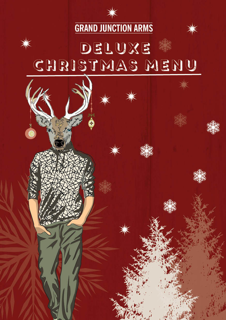 GRAND Junction Arms Christmas Menu 2  20