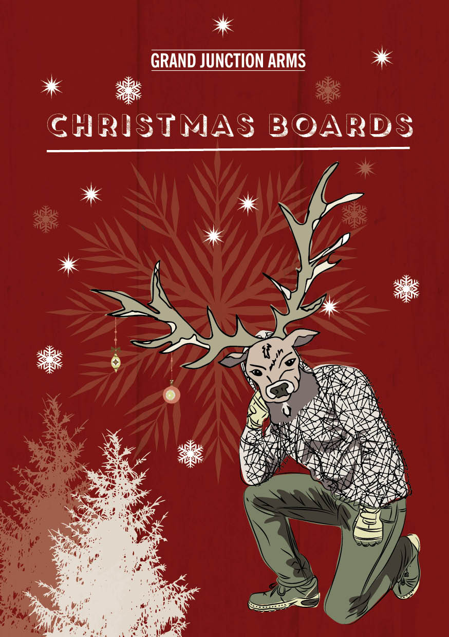 GRAND Junction Arms Christmas Boards  20