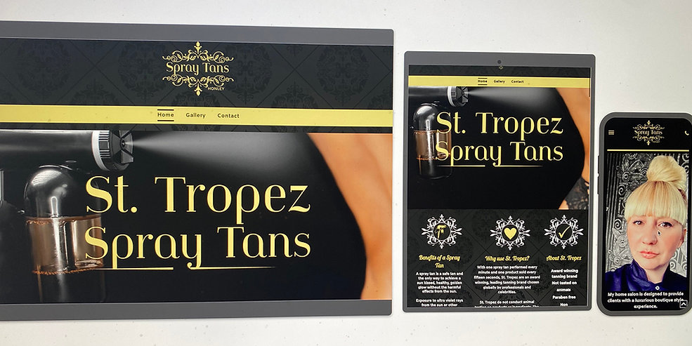 St Tropez Spray Tans Website.jpg