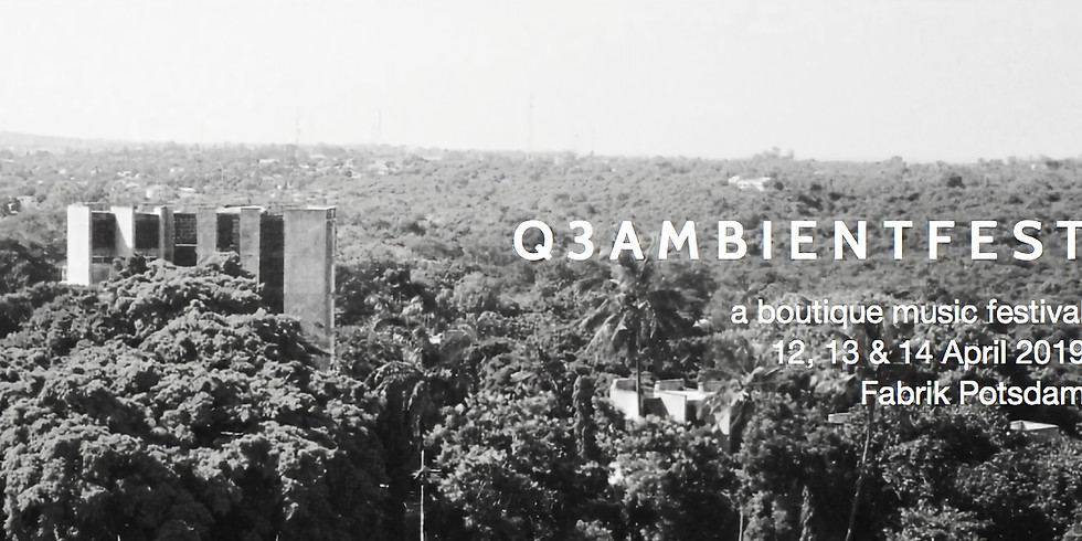 Q3 AMBIENTFEST, Germany