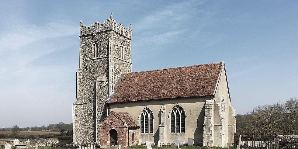 Priory Church Letheringham UK