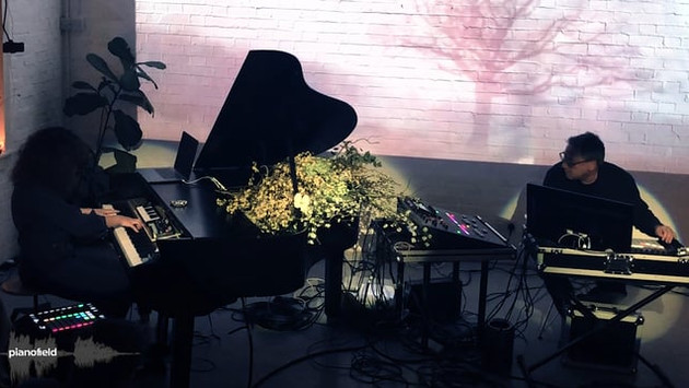Buzzard & Room to Wander - Pianoday 2018