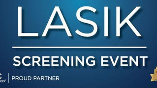 FREE LASIK SCREENING EVENT