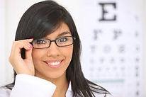 doctor eye check