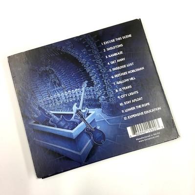 CD Revellers back