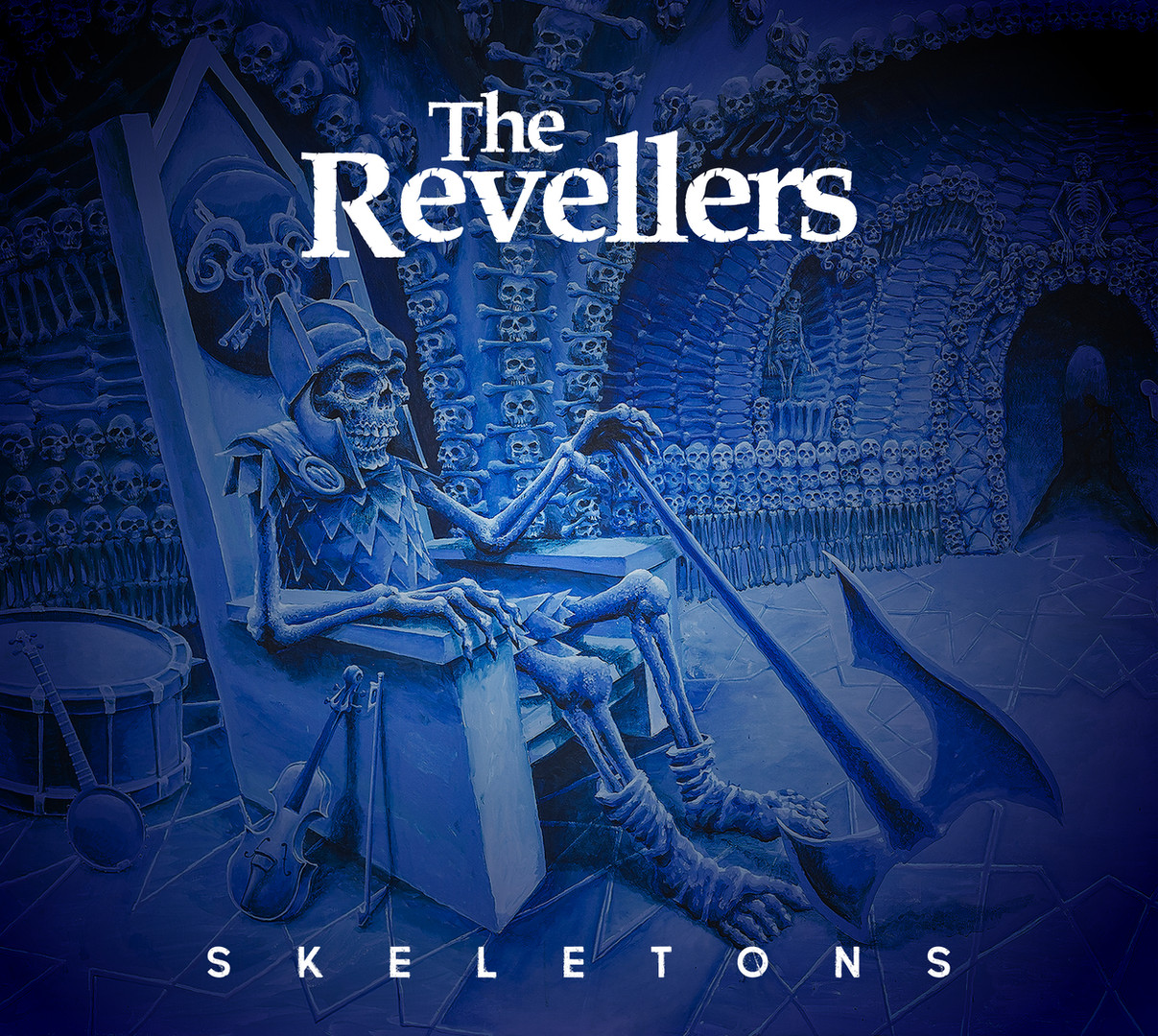 The Revellers - Skeletons