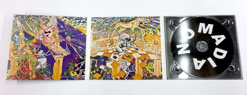 CD Nomadia inlay