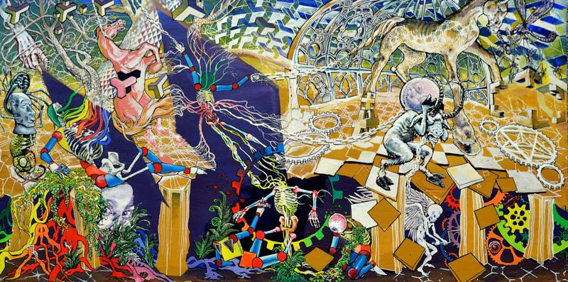 Terra Firma original artwork