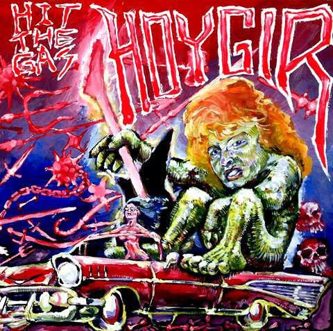 Hoygir - Hit the gas