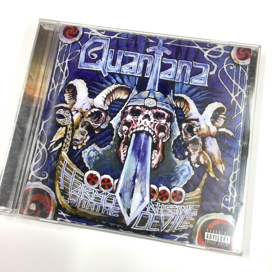 CD Quantana front