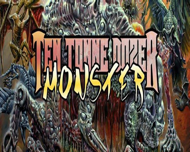 Ten Tonne Dozer - Monster