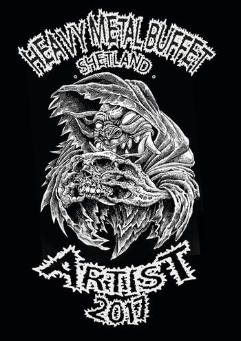Artist teeshirt 2017