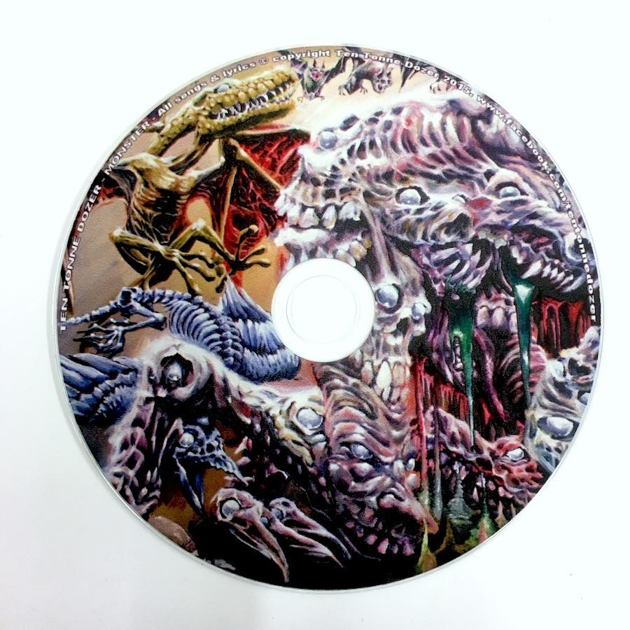 CD Dozer disk