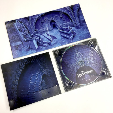CD Revellers inlay