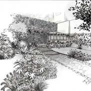 Rénovation d'un jardin de ville