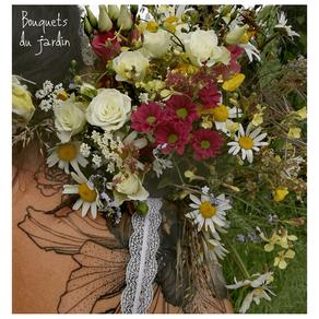 Et le bonheur de réaliser des bouquets avec les fleurs de son jardin... on en parle ou pas ?