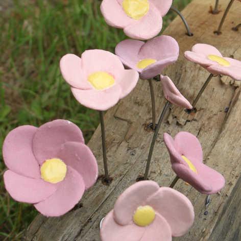 Envolées de fleurs