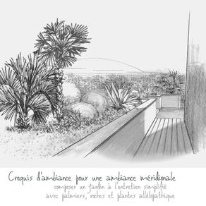 Nouveau projet : végétalisation d'un jardin à La Baule-Escoublac avec des plantes allélopathiques