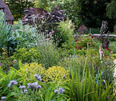 Jardin aux 100 Fleurs