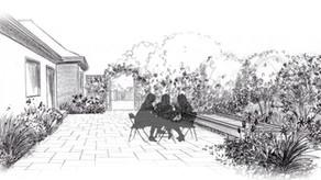 Nouveau projet : création de chambres végétales ex nihilo
