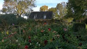 Le Jardin Fleuriste du Manoir d'Eyrignac (Dordogne)